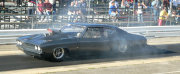 GREY BLOWN CHEVELLE OUTLAW 10.5 Drag Car