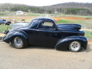 1941 Willys Drag Car