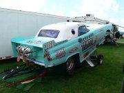 Nostalgia Ford Thunderbird Funny Car