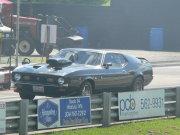 Mustang Drag Car