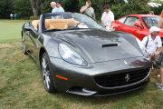 Silver Ferrari California
