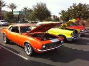 Orange 1968 Camaro