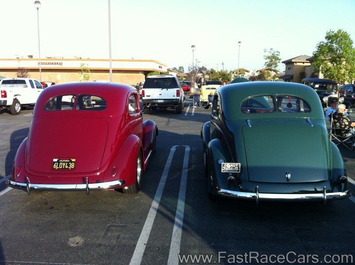 2 old Coupes