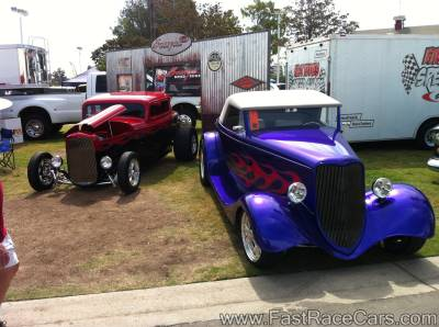 1932 and 1934 Coupes