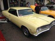 1962 Red Chevrolet Impala