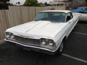 White Chevrolet Impala