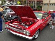 Red 1962 Chevrolet Impala