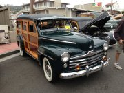 Ford Super Deluxe Woody Wagon