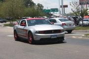 Silver Boss 302 Mustang
