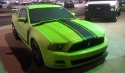 2013 Ford Boss 302 Mustang