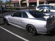 2001 Nissan R34 Gt-R